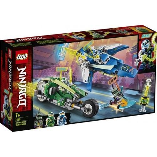 LES BOLIDES DE JAY ET LIOYD LEGO 71709