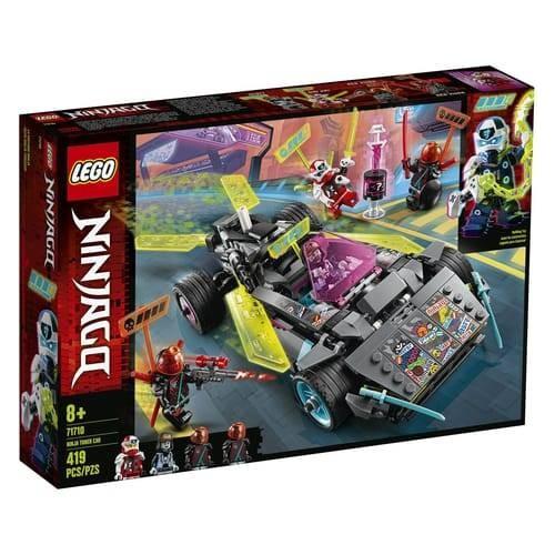 LA VOITURE NINJA LEGO 71710