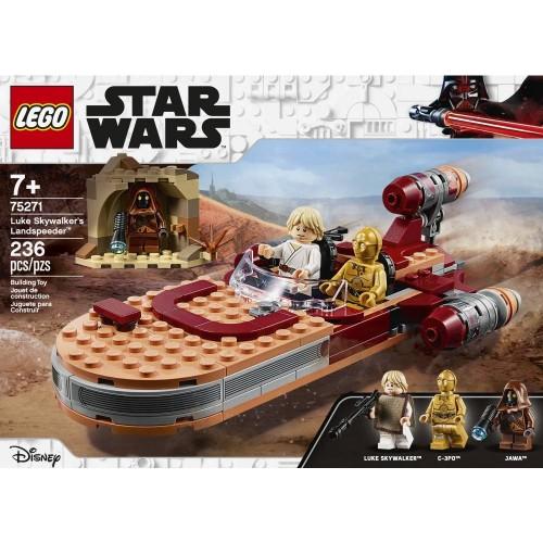 LE LANDSPEEDER DE LUKE LEGO 75271