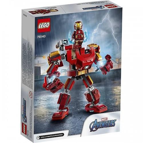 LE ROBOT D IRON MAN LEGO 76140