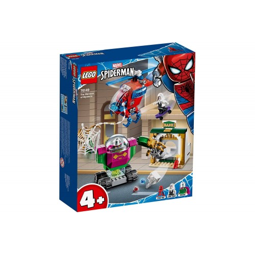 LA MENACE DE MYSTERIO LEGO 76149