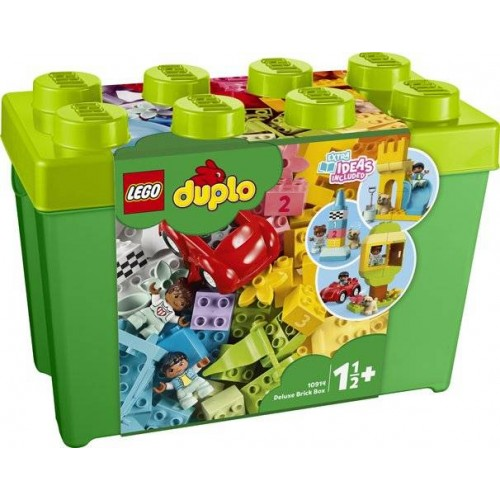 LA BOITE DE BRIQUES DELUXE LEGO 10914