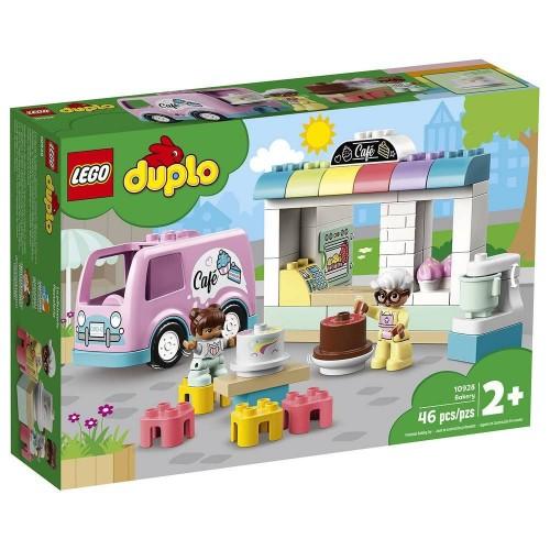 LA PATISERIE LEGO 10928