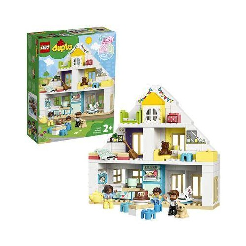 LA MAISON MODULABLE LEGO 10929