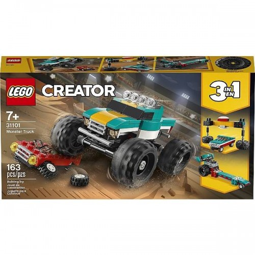 LE MONSTER TRUCK LEGO 31101
