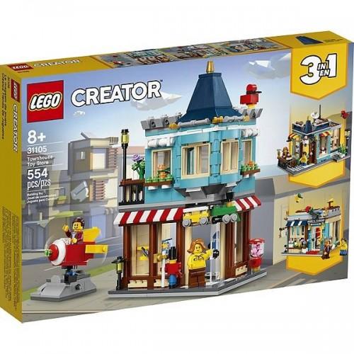 LE MAGASIN DE JOUET LEGO 31105