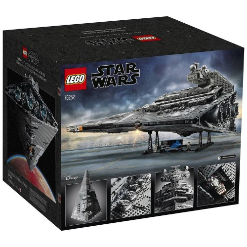 IMPERIAL STAR DESTROYER LEGO 75252