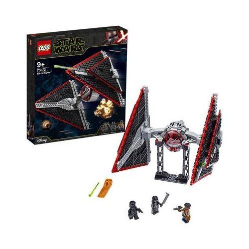 LE CHASSEUR TIE SITH LEGO 75272