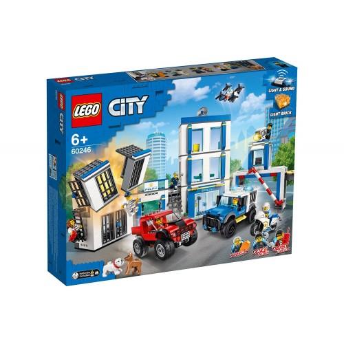 LE COMMISSARIAT DE POLICE LEGO 60246