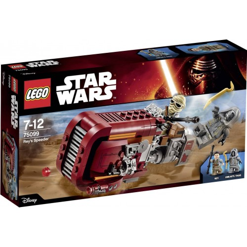 REYS SPEEDER LEGO 75099