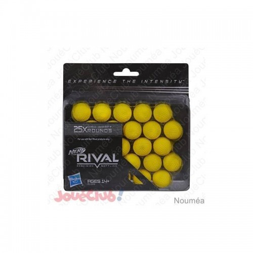 BALL NERF RIVAL EVER