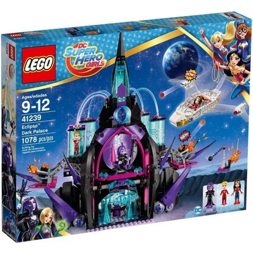 LE PALAIS MALEFIQUE D ECLIPSO LEGO 41239