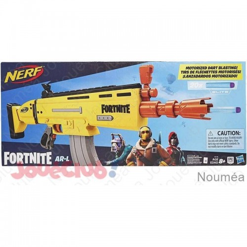 NERF FORTNITE HASBRO E6158