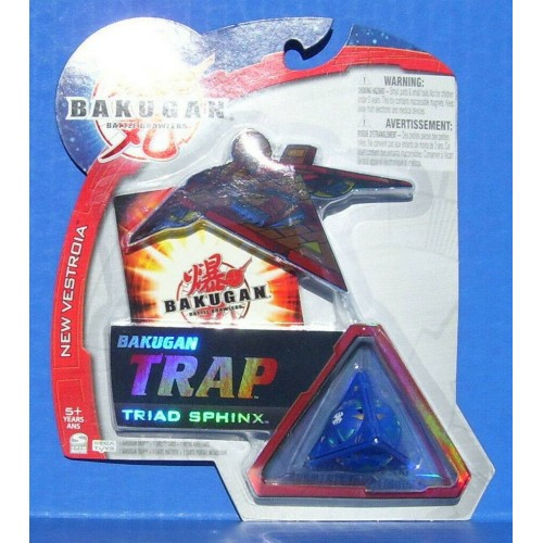 BAKUGAN TRIAD SPHINX 20027490 EVER