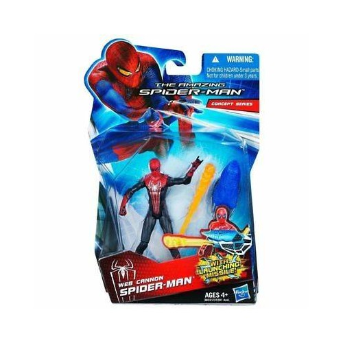 MISSION SPIDEY ACTION FIGURINE ASST 372011861 HASB