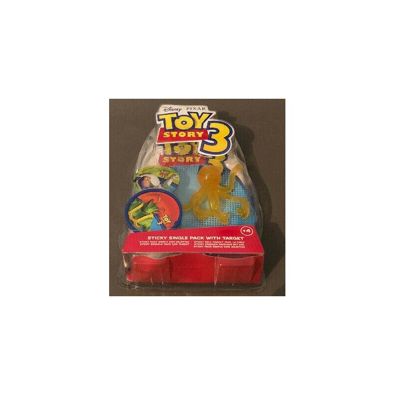 STICKYVALUE PACK TOY STORY AVEC CONE EVR SE6398
