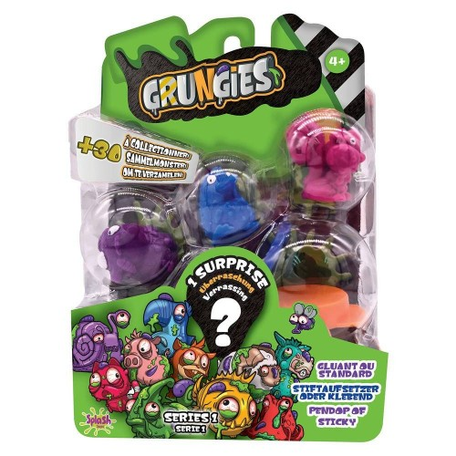 GRUNGIES STARTER SET SPLASH 30670