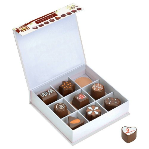 MA BOITE DE CHOCOLATS SIDJ L40178