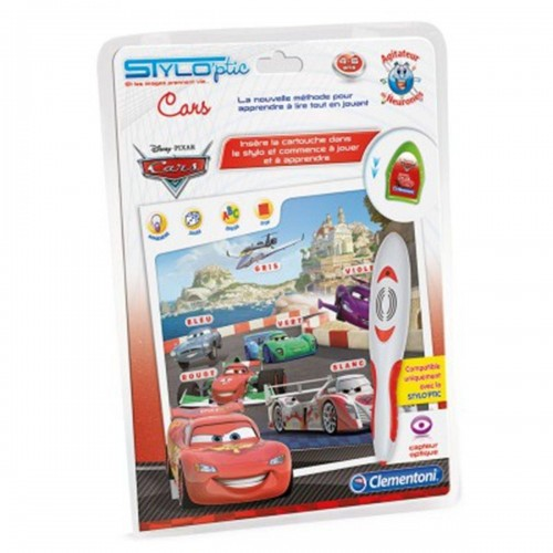 RECHARGE STYLO PTIC CARS 62413 LANSAY