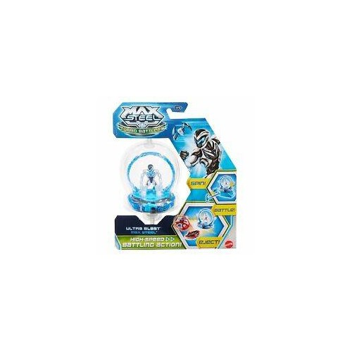 MAX STEEL FIGHTER TURBO BATTLERS Y1388