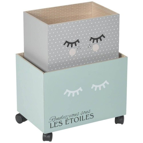 CAISSE A JOUETS SWEETY SIDJ WH19-01