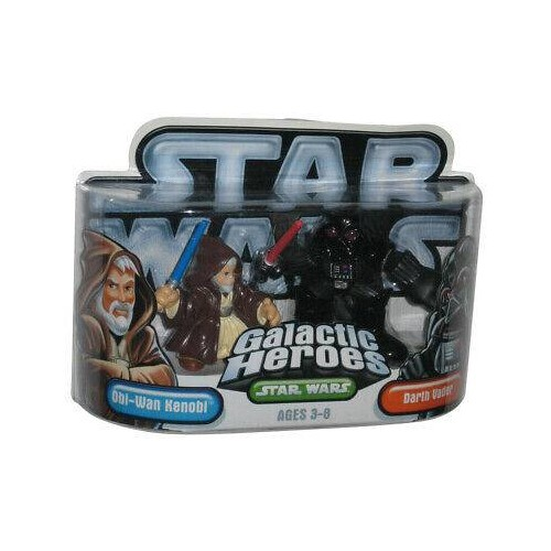 STAR WAR GALAXY HEROE ASST EVER 85208