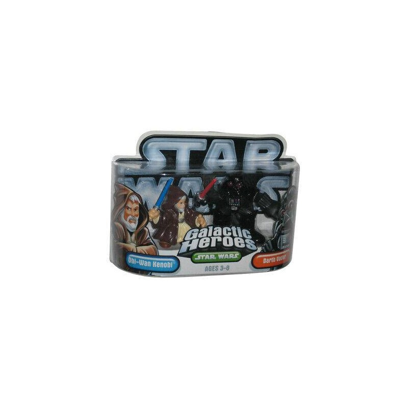 STAR WAR GALAXY HEROE ASST EVER 85208