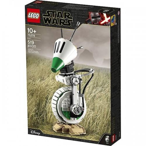 DO LEGO 75278
