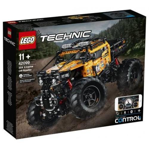 LE TOUT TERRAIN X-TREME LEGO 42099