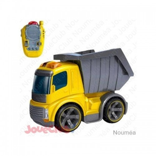 CAMION A BENNE INFRAROUGE SIDJ 81112