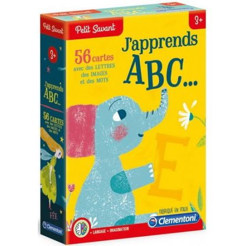 J APPRENDS ABC CLEMENTONI 52448