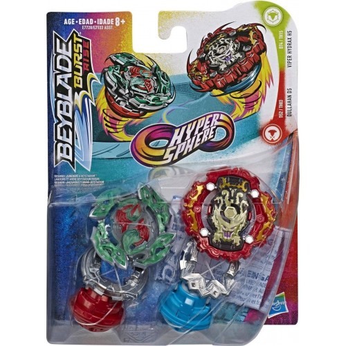 BEYBLADE HYPERSPHERE 2 TOUPIES HYDRAX HASBRO E772