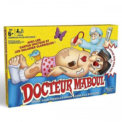 DOCTEUR MABOUL HASBRO B21764470