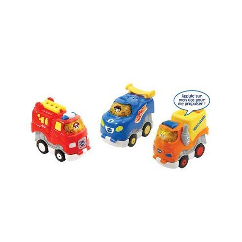 TUT TUT BOLIDE PUSH AND GO VTECH 249905