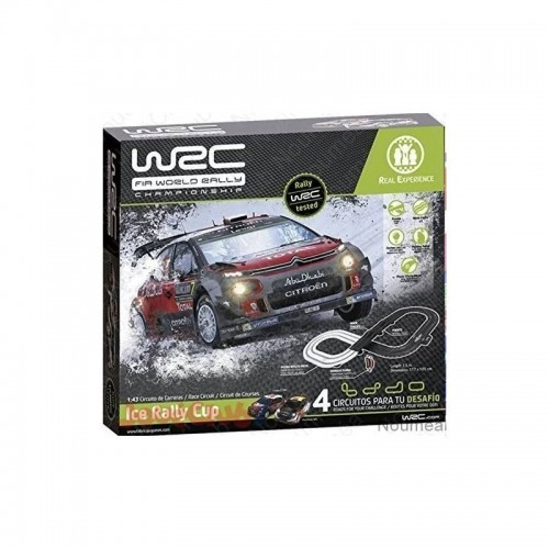 WRC ICE RALLY CUP CHICOS 91000