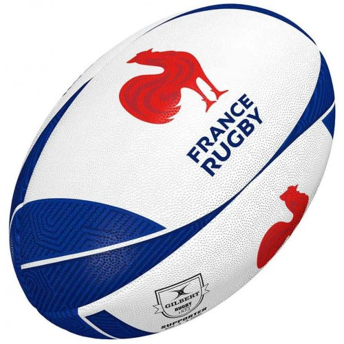 BALLON RUGBY SUPPORTER FRANCE SIDJ 48429705