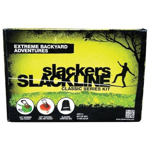SLACKERS SLACKLINE KIT CLASSIC SIDJ 980010