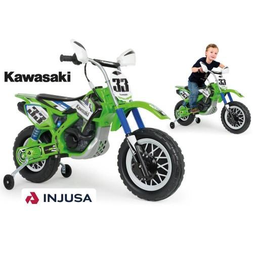 MOTO CROSS KAWASAKI 12V