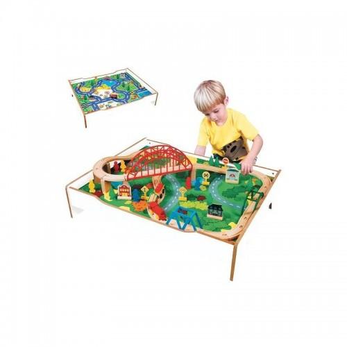 GRANDE TABLE D ACTIVITES SIDJ 13321TJ-1
