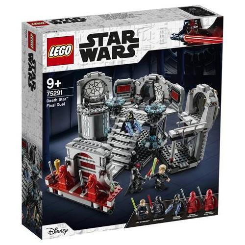 DUEL FINAL SUR L ETOILE DE LA MORT STAR WAR LEGO 7