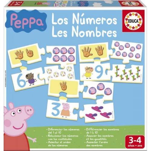LES NOMBRES PEPPA EDUCA 16224