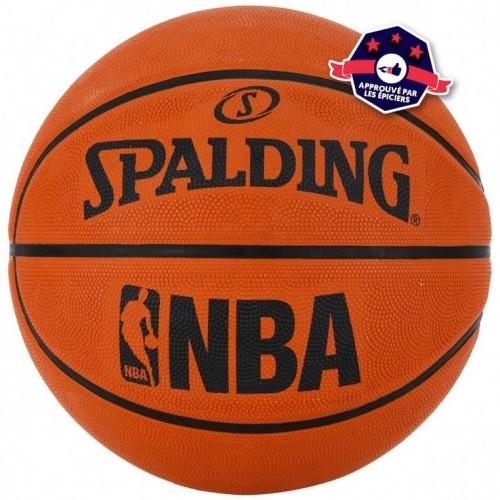 BALLON DE BASKET NBA SPALDING SIDJ 3001500