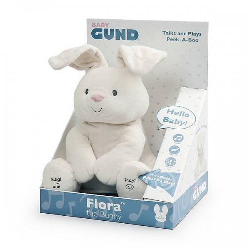 PELUCHE FOLRA LE LAPIN SPIN MASTER 6054407