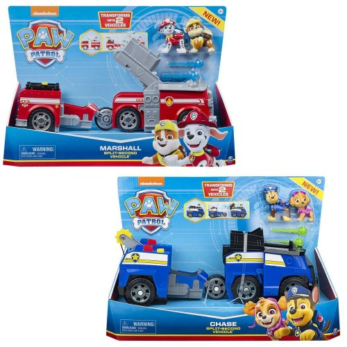 PAW PATROL VEHICULE ASST SPIN MASTER 6055931