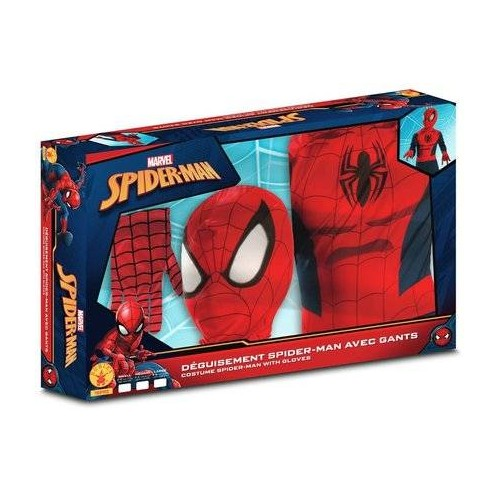 PANOPLIE SPIDER MAN TAILLE L RUBIES 155102L