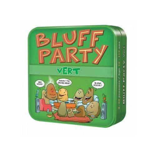 BLUFF PARTY VERT ASMODEE CGBPV01