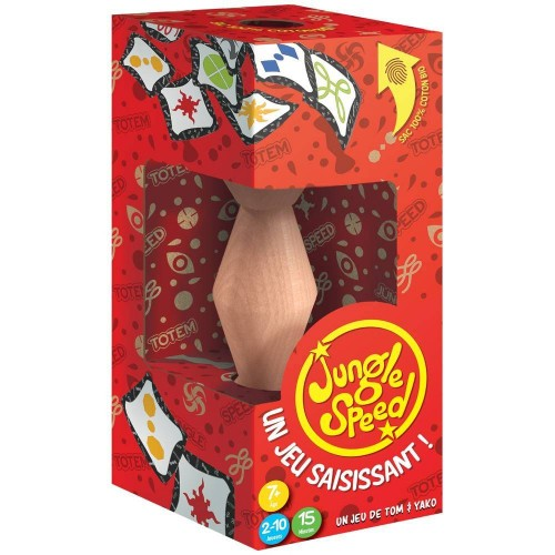 JUNGLE SPEED ECO CONSEPTION ASMODEE JSECO01FR