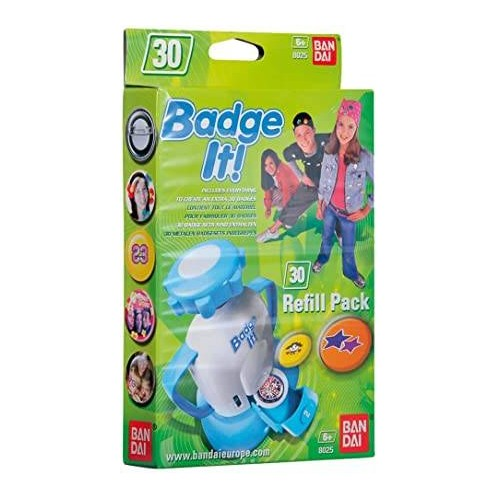 BADGE IT BOOSTER BANDAI 8025