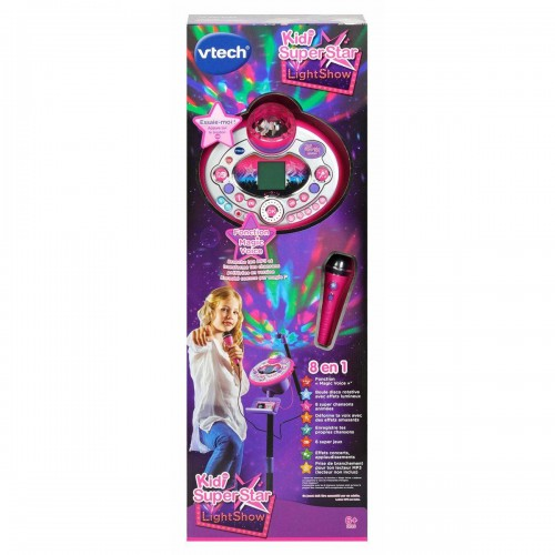 KIDI SUPER STAR LIGHTSHOW VTECH 165805