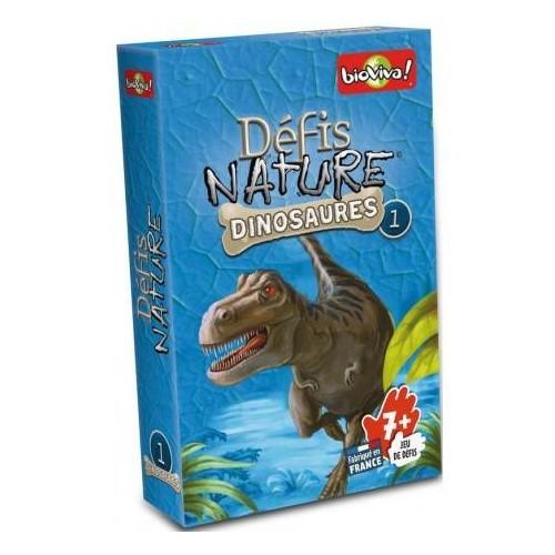 DEFIS NATURE DINOSAURES SIDJ 280105